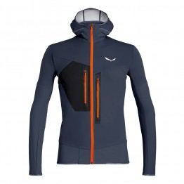 Куртка Salewa Pedroc 2 Stormwall/Durastretch Softshell Mns Jacket мужская синяя