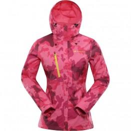 Куртка Alpine Pro Justica 5 Wms жіноча рожева
