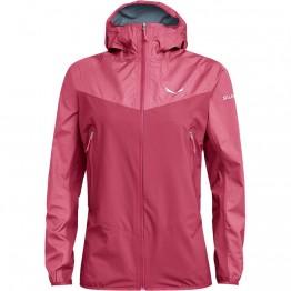 Куртка Salewa Agner PTX 3L JKT Wmn жіноча рожева