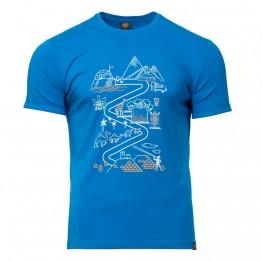 Футболка Turbat Mandry 2 Mns мужская синяя