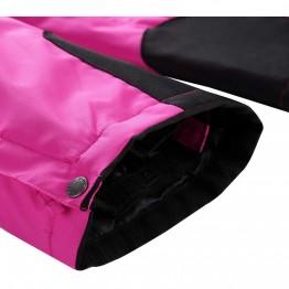 Штани Alpine Pro Minnie 4 жіночі рожеві