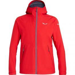 Куртка Salewa Puez 2 GTX 2L мужская красная