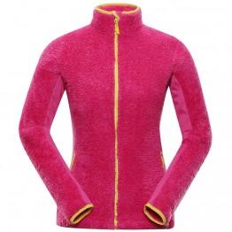 Флис Alpine Pro Wicha Wms женский розовый