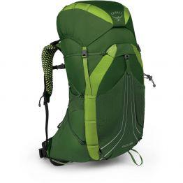 Рюкзак Osprey Exos 58 зелений/салатовий