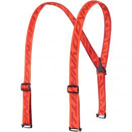 Подтяжки Dynafit 2 Pants Suspenders оранжевый