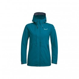 Куртка Salewa Puez Clastic PTX 2L Wmn женская синяя