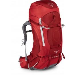 Рюкзак Osprey Ariel AG 55 женский красный
