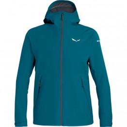 Куртка Salewa Puez 2 GTX 2L мужская синяя