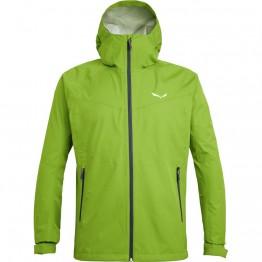 Куртка Salewa Aqua 3.0 (2019) мужская зеленая