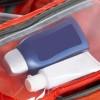 Косметичка Osprey Ultralight Washbag Roll оранжвий/сірий