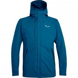 Куртка Salewa Puez Clastic PTX 2L чоловіча синя