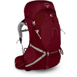 Рюкзак Osprey Aura AG 50 жіночий червоний