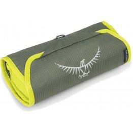 Косметичка Osprey Ultralight Washbag Roll зеленая