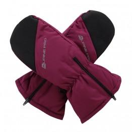Рукавиці Alpine Pro Hango дитячі фіолетові
