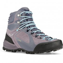 Ботинки Salewa WS Alpenviolet MID GTX женские серые