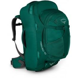 Рюкзак Osprey Fairview 70 женский зеленый