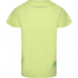 Футболка Alpine Pro Nejo 2 дитяча зелена