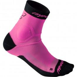 Носки Dynafit Alpine Short розовые