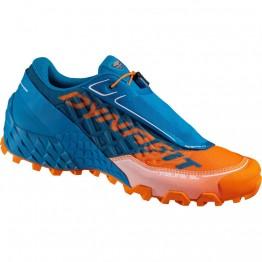 Кроссовки Dynafit Feline SL Mns мужские синие/оранжевые