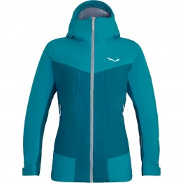 Куртка Salewa Antelao Beltovo 2 Powertex/Primaloft Wms Jacket женская синяя