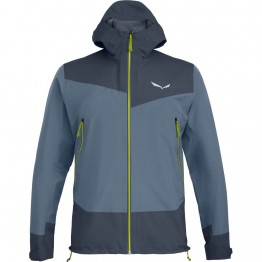 Куртка Salewa Sesvenna Active Gore-Tex Mens Jacket чоловіча сіра