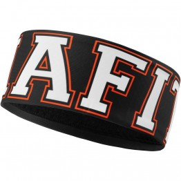 Повязка Dynafit Performance Warm Headband черная/белая