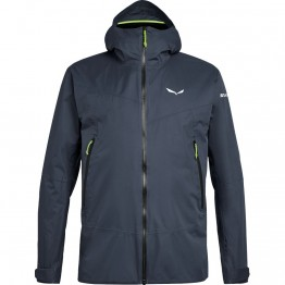 Куртка Salewa Puez Clastic 2 Powertex 2L Jacket Mns мужская синяя