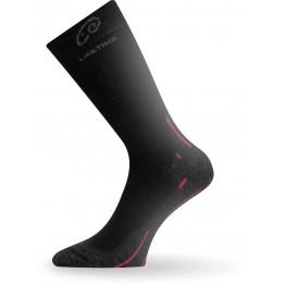 Шкарпетки Lasting WHI чорний