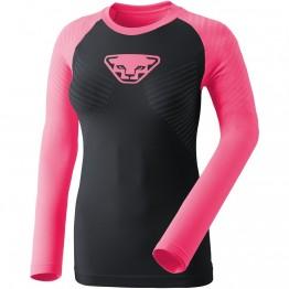 Термофутболка Dynafit Speed Dryarn Wms L/S Tee жіноча рожева