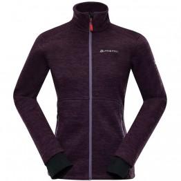 Флис Alpine Pro Cussa женский серый