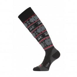 Шкарпетки Lasting SSW жіночі чорні