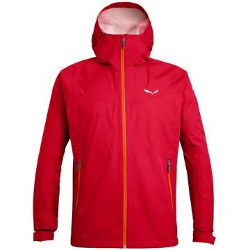 Куртка Salewa Aqua 3.0 (2019) мужская красная