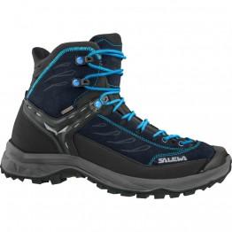 Черевики Salewa WS Hike Trainer GTX жіночі сині
