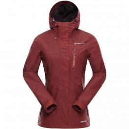 Куртка Alpine Pro Justica 3 жіноча червона