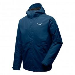 Куртка Salewa Puez PTX 2L чоловіча темно-синя
