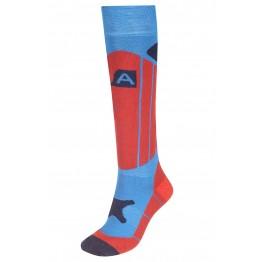 Шкарпетки Alpine Pro Berog сині