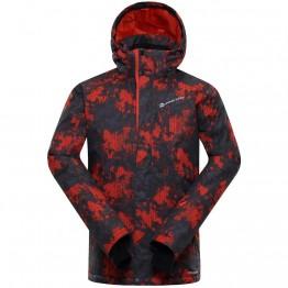 Куртка Alpine Pro Glarnish 5 чоловіча червона