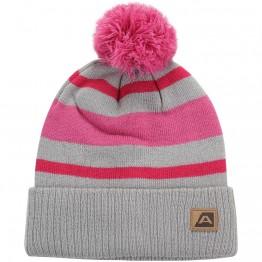 Шапка Alpine Pro Bakarne рожева