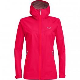 Куртка Salewa Aqua Wmn 3.0 женская розовая