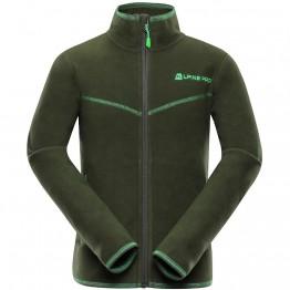 Фліс Alpine Pro Cassiuso 3  дитячий зелений