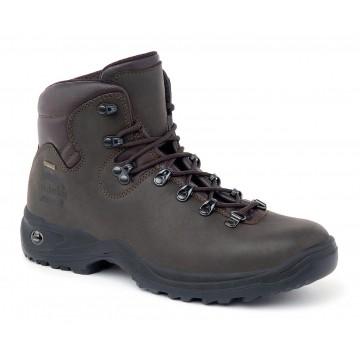 Ботинки Zamberlan Fell Lite GTX коричневые