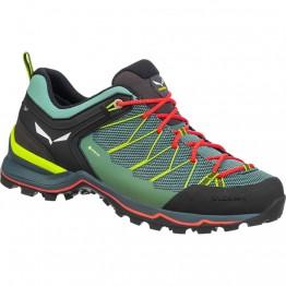 Кроссовки Salewa WS MTN Trainer Lite GTX женские зеленые