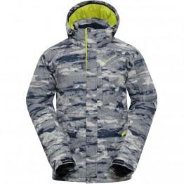 Куртка Alpine Pro Glarnish 4 чоловіча бежева