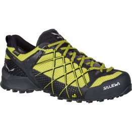 Кроссовки Salewa MS Wildfire GTX мужские желтые