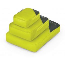 Набір чохлів Osprey Ultralight Packing Cube Set зелений
