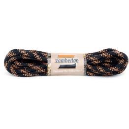 Шнурки Zamberlan Black/Orange черные/оранжевые