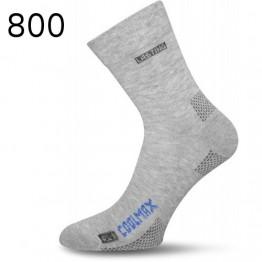 Шкарпетки Lasting OLI сірі
