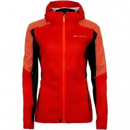 Куртка Alpine Pro Slocana 3 жіноча червона