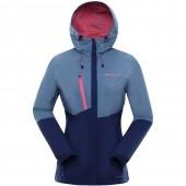 Куртка Alpine Pro Justica 5 Wms женская синяя