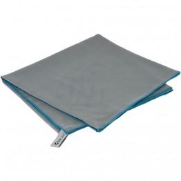 Рушник Trekmates Travel Towel Waist сірий